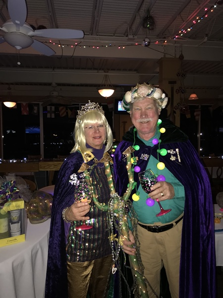 Mystic Krewe of Nereids Moon Pie Party